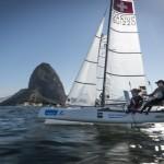 © Juerg Kaufmann/Swiss Sailing Team